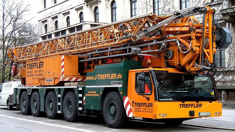 Mobile Crane Operator Training in New Jersey - Total Equipment Training