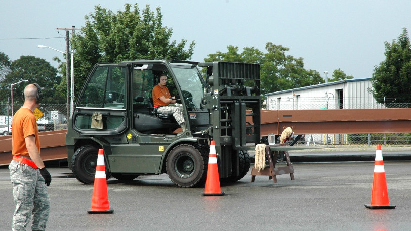 Osha Forklift Operator Certification In Va Total Equipment Training