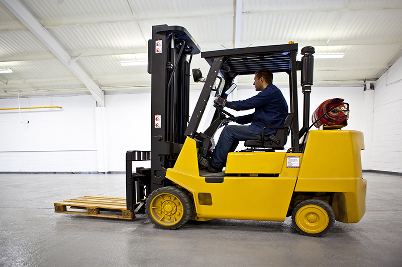 forklift operator qualification training